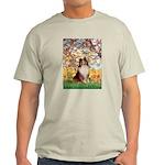 Spring / Sheltie (#1) Light T-Shirt