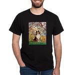 Spring / Sheltie (#1) Dark T-Shirt