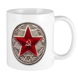 Soviet Red Star Small Mugs