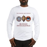 Russian Intelligence Long Sleeve T-Shirt