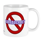 No Bureaucracy Mug
