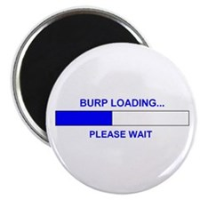 "BURP LOADING... 2.25"" Magnet (10 pack)"