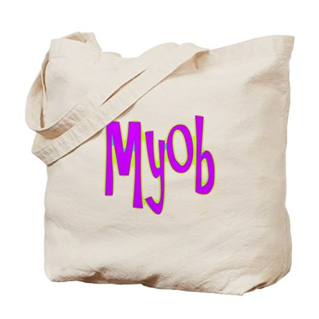 MYOB Tote Bag