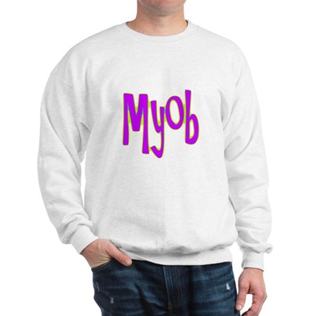 MYOB Sweatshirt