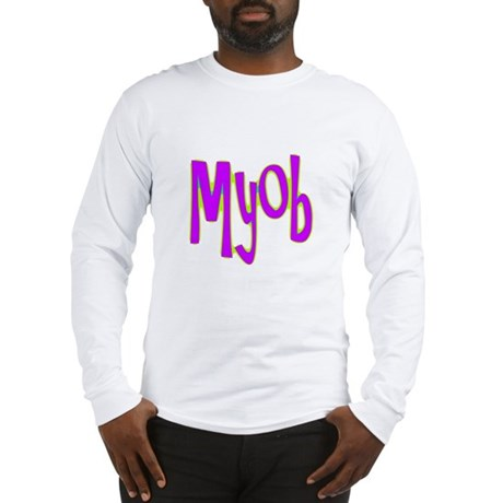 MYOB Long Sleeve T-Shirt