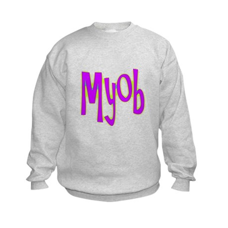 MYOB Kids Sweatshirt