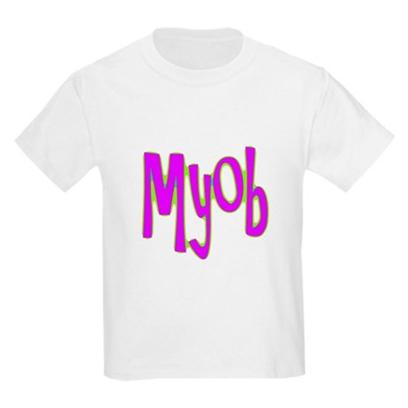 MYOB Kids Light T-Shirt