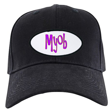 MYOB Black Cap