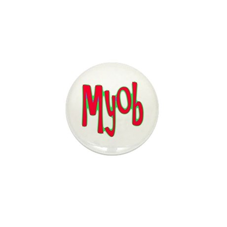 MYOB Mini Button (100 pack)