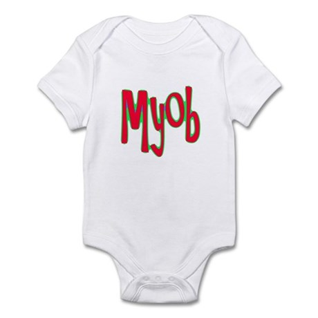 MYOB Infant Bodysuit