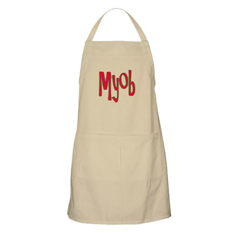 MYOB BBQ Apron