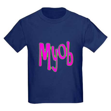 MYOB Kids Dark T-Shirt