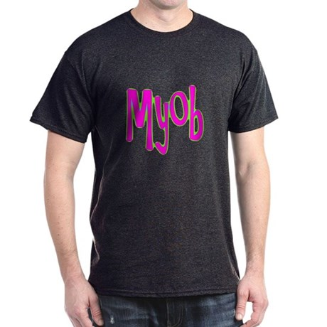 MYOB Dark T-Shirt