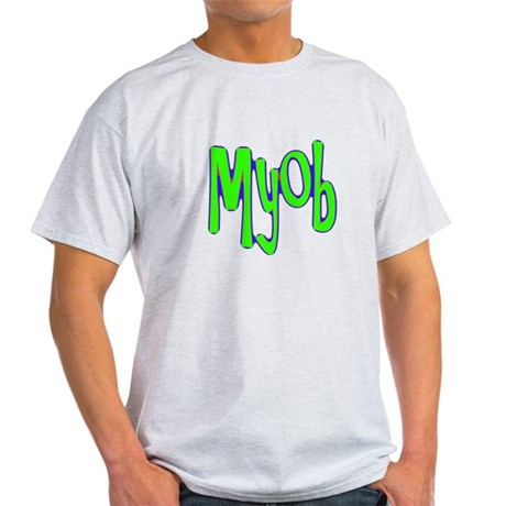 MYOB Light T-Shirt