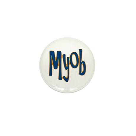 MYOB Mini Button (10 pack)