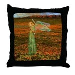 #119 Angel : Throw Pillow