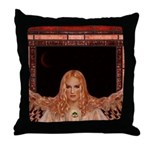 Irish Angel : Throw Pillow