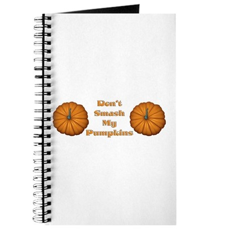 Funny Halloween T-shirts Journal