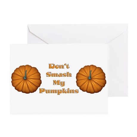 Funny Halloween T-shirts Greeting Card
