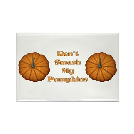 Funny Halloween T-shirts Rectangle Magnet (10 pack