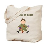 God Bless My Daddy Tote Bag