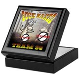 "'Team 39 ""Buck Naked "" Keepsake Box"