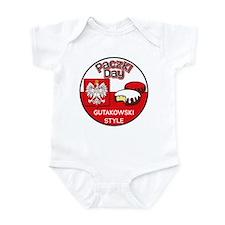 Gutakowski Infant Bodysuit