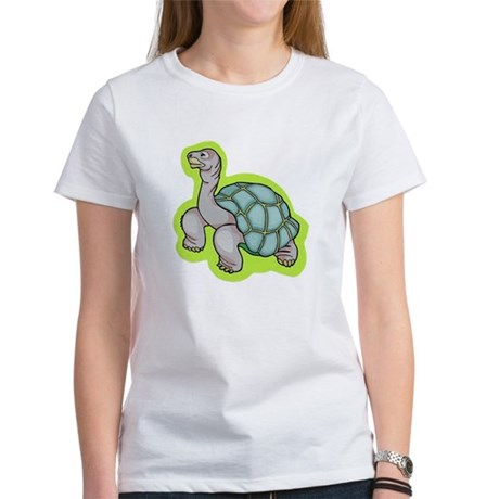 Little Turtle Women's T-Shirt