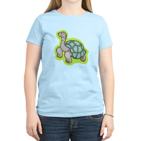 Little Turtle Women's Light T-Shirt