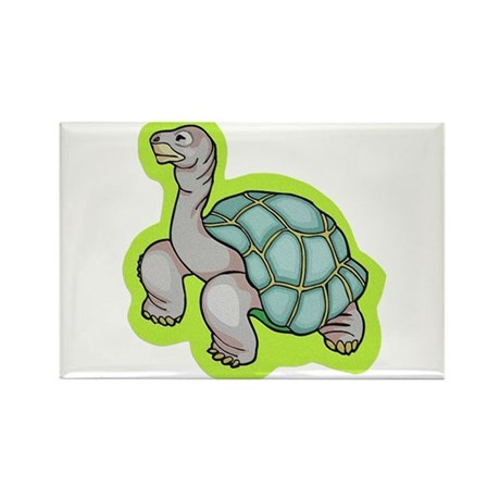 Little Turtle Rectangle Magnet (100 pack)
