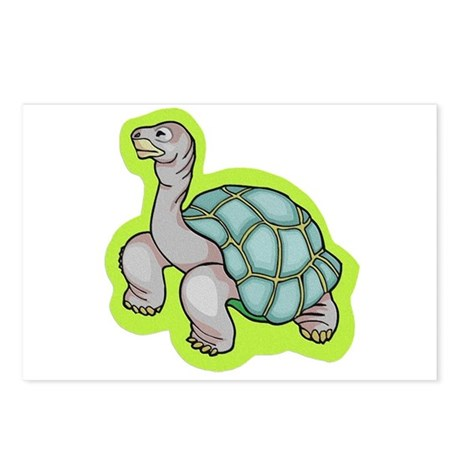 Little Turtle Postcards (Package of 8)