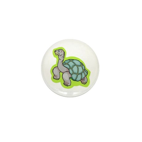 Little Turtle Mini Button