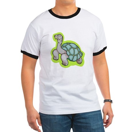 Little Turtle Ringer T