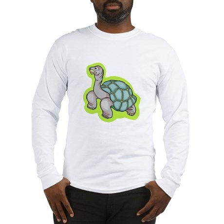 Little Turtle Long Sleeve T-Shirt
