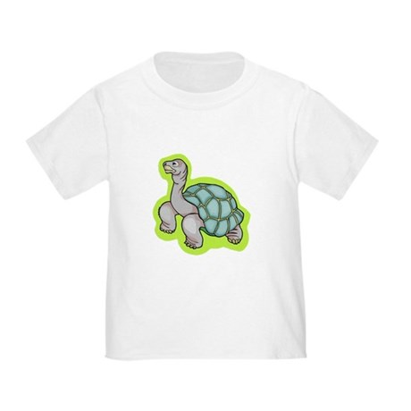 Little Turtle Toddler T-Shirt