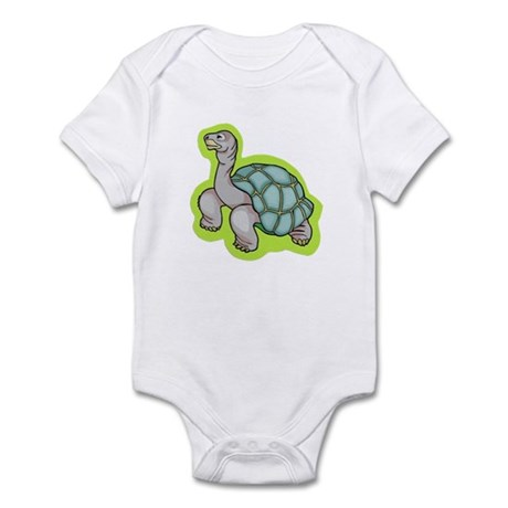 Little Turtle Infant Bodysuit