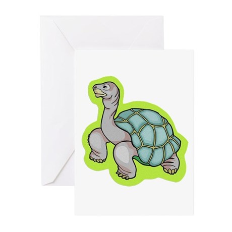 Little Turtle Greeting Cards (Pk of 10)