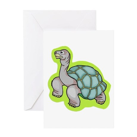 Little Turtle Greeting Card
