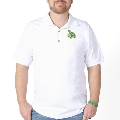 Little Turtle Golf Shirt