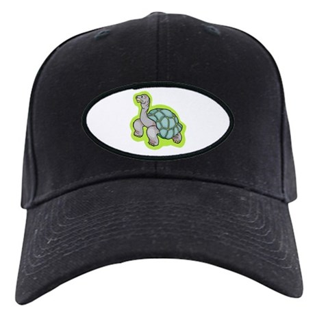 Little Turtle Black Cap