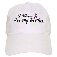 I Wear Purple (Brother PC) Baseball Cap