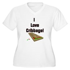 I Love Cribbage T-Shirt