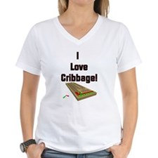 I Love Cribbage Shirt