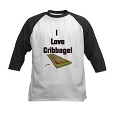 I Love Cribbage Tee
