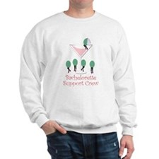 Bachelorette Support Crew (pi Sweatshirt