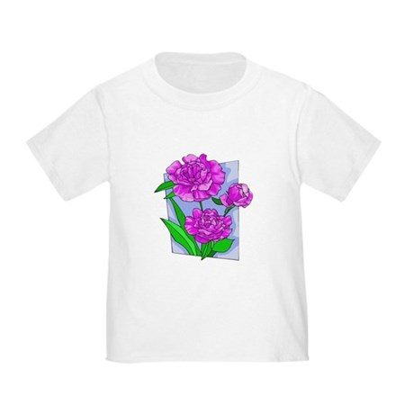 Pink Peonies Toddler T-Shirt