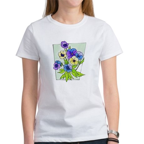 Pansy Women's T-Shirt