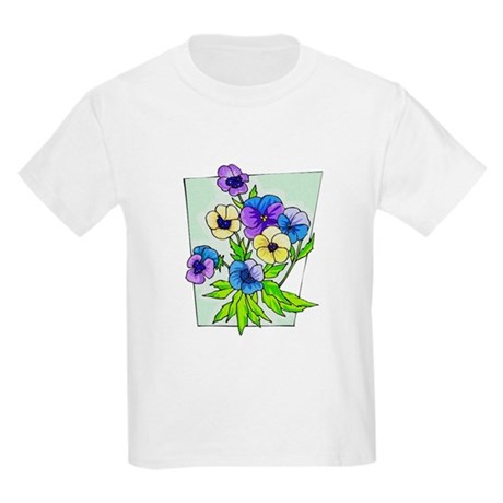 Pansy Kids Light T-Shirt