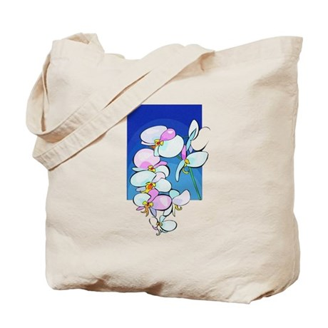 Sweet Peas Tote Bag
