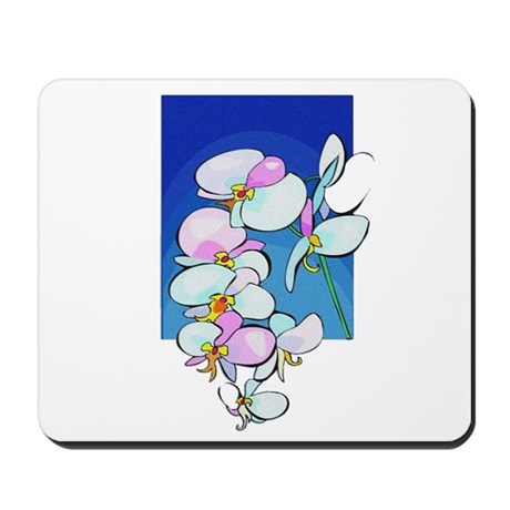 Sweet Peas Mousepad
